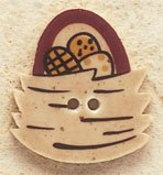 43038 - Egg Nest Basket - 7/8in x 1in